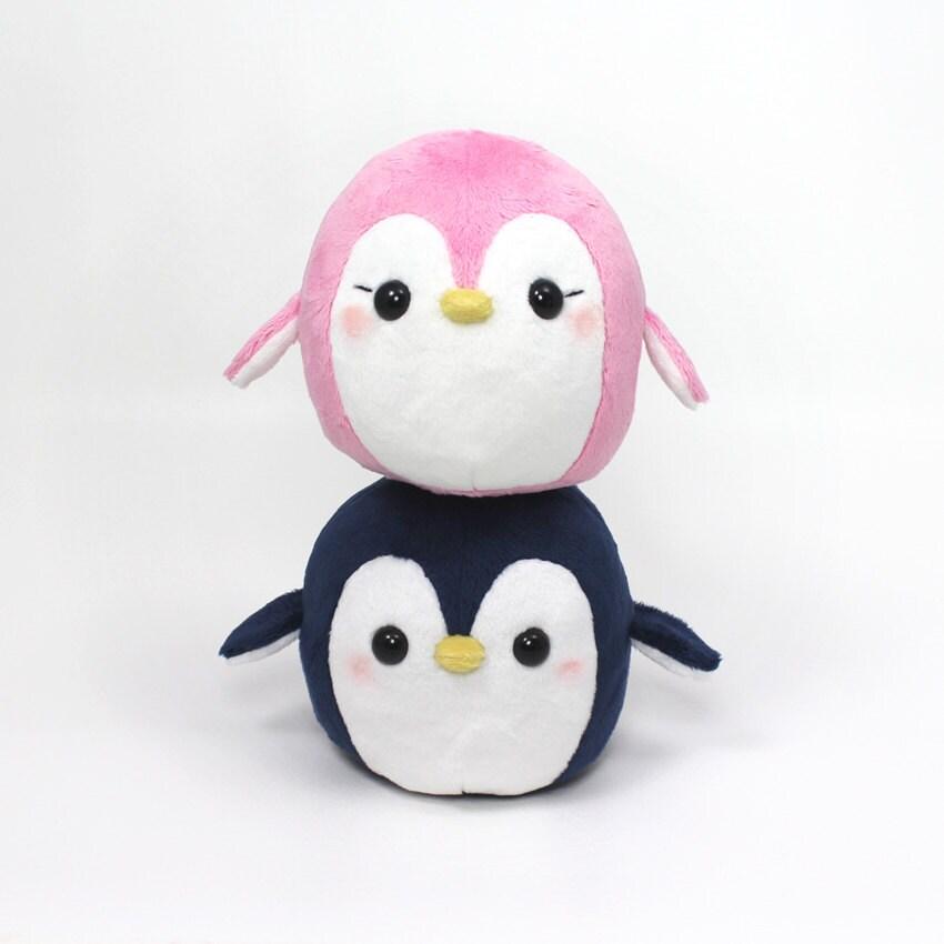 Pdf Sewing Pattern Bundle Owl And Penguin Plush Cute