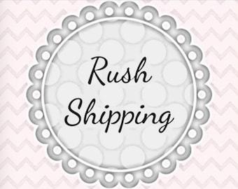 Rush Dress Shipping