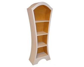 Tanzschrank - Oakenheart - Dancing Cabinet / Bookshelf