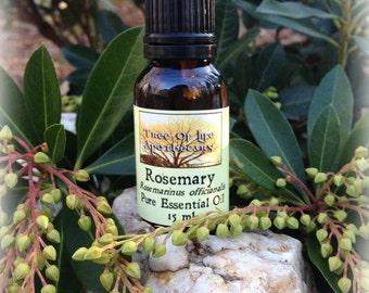 Rosemary Essential Oil 15 ml.