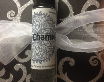 Nag Champa Perfume Oil Roll On