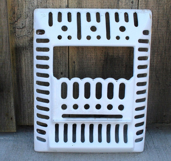 Porcelain Bathroom Wall Gas Heater Cover With Key By