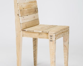 Reclaimed Timber Dining Chair