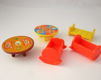 Fisher price food etsy - Cuisine bilingue fisher price ...