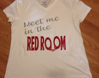 Meet me in the Red Room T Shirt
