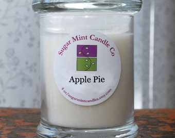 Apple Pie Soy Candle - 8 oz