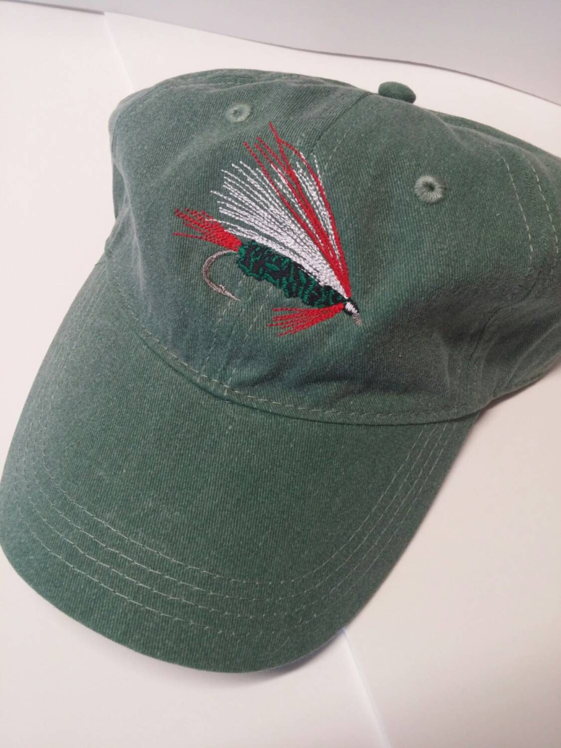 Fly fishing ball cap hat for Fishing ball caps