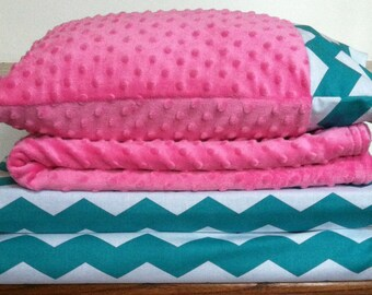 Chevron Nap Mat Set