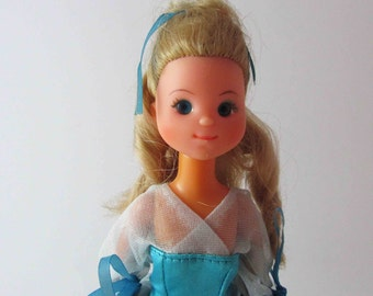Colonial Girl #7941 Star Spangled Doll Mattel 1970s