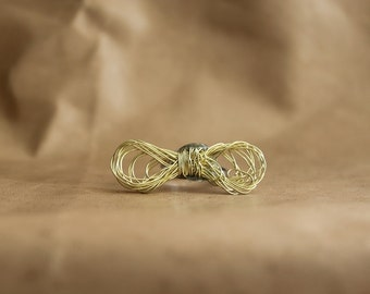Hand Made Wire ring