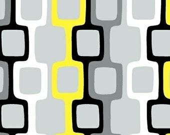 Windham Fabrics Graffiti 37403-2 Yellow Geo Yardage by Another Point of View