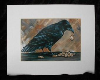 Raven and Runes