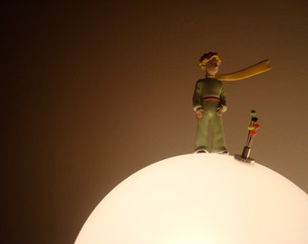 The little Prince Lamp.