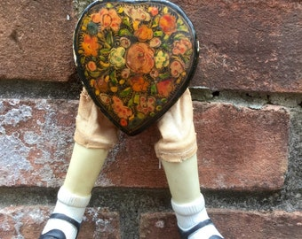 Hearts A Plenty Wall Hanging