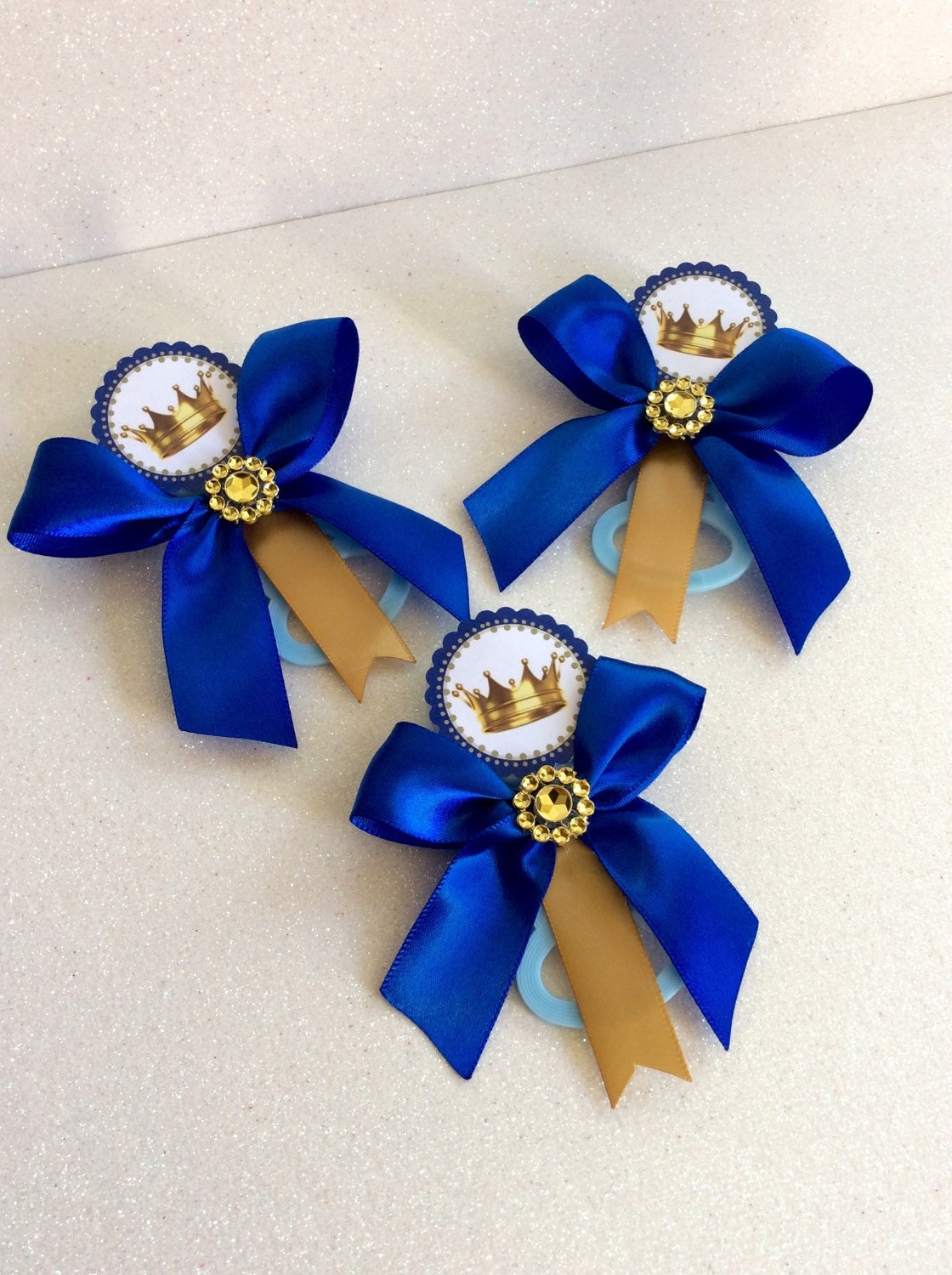 12 royal blue little prince baby shower pins little prince