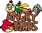 Angry Birds Crochet Graph