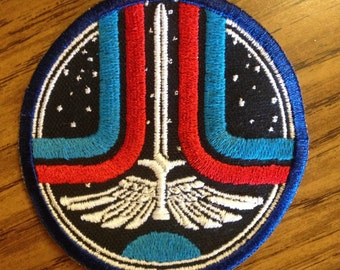 The Last Starfighter 4in. Sew-on patch