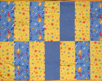 Cute & Cuddly Quilt For Kids!