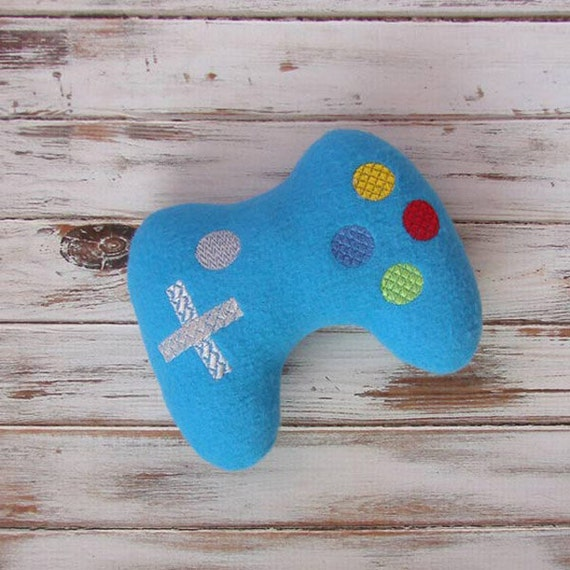 Toys For Geeks : Geek baby gamer toy video game plushie geeky