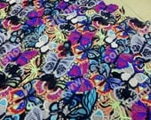 120cm widht high quantity rayon embroidered dress lace fabric by the yard