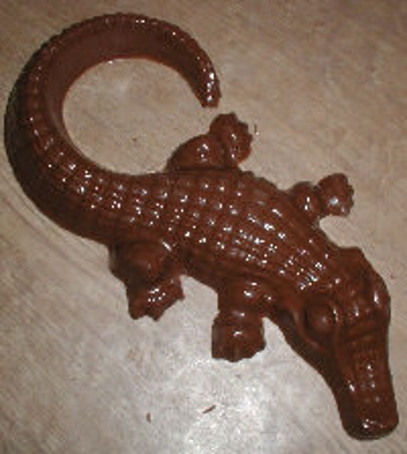 Large alligator chocolate mold - What to do about mold ...