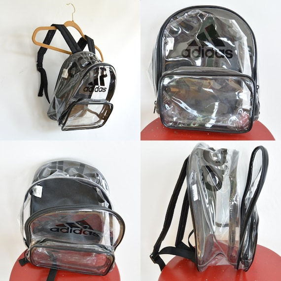 479212538fdf Buy adidas transparent bag   OFF55% Discounted