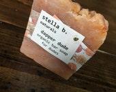 Organic Dapper Dude Soap Bar - Guest Size