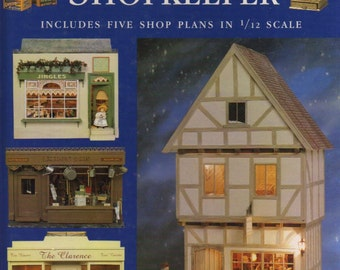 The Dolls House Shopkeeper by Lionel and Ann Barnard