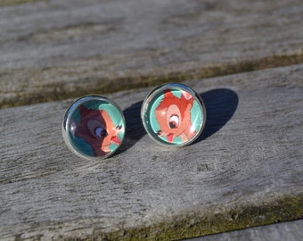 Disney Bambi earrings