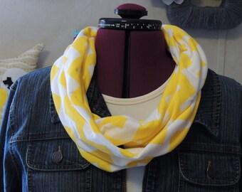 soft knit infinity scarf