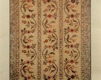 Reaching Out Applique Quilt Pattern - Edyta Sitar - Laundry Basket Quilts - LBQ-0276