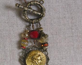 US Marine Corps Necklace