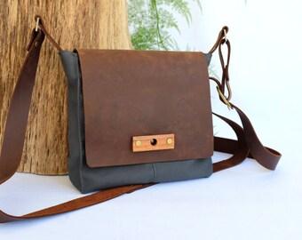 Small man bag | Etsy