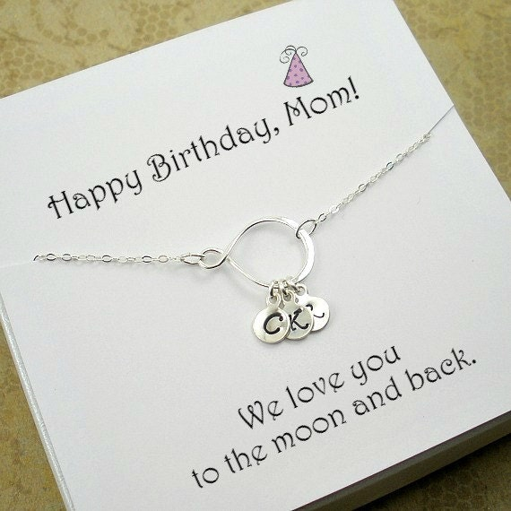 Birthday Gifts For Mom Mother Presents Mom By StarringYouJewelry