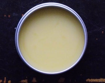 Gardener's Hand Salve, Made with Olive Oil and Shea Butter, 1 oz. tin