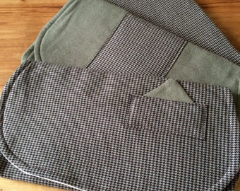 Burp Cloths Set