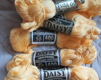 Lily Daisy Crochet Cotton 6 Skeins