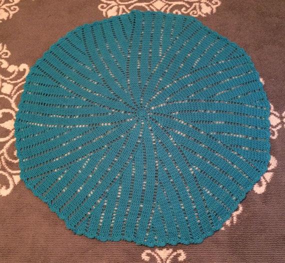 Items similar to Millstone Baby Blanket Crochet Pattern on ...