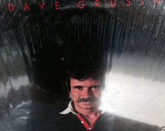 Dave Grushin - One Of A Kind- vinyl record