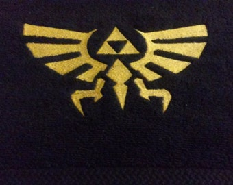 Legend Of Zelda Bath Towel