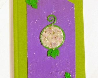 Garden Wall Covered Journal