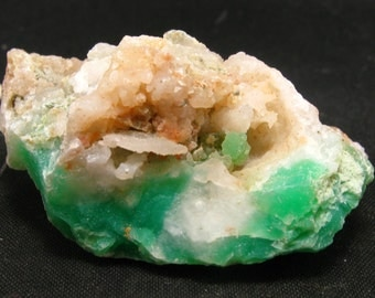 Rich Green Chrysoprase From Australia -  2.1""