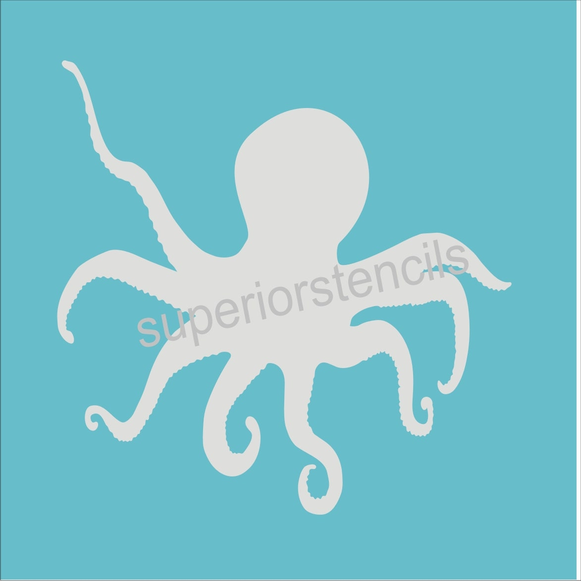 Octopus stencils imgkid the image kid has it