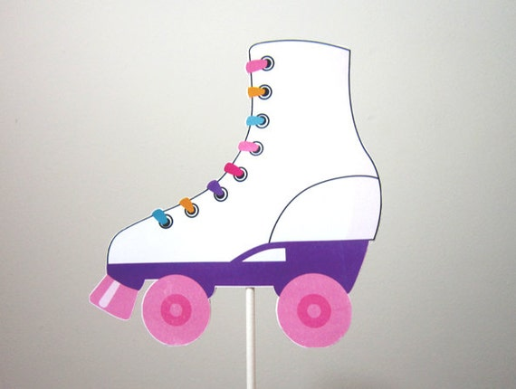 Roller Skating Party Invitation as beautiful invitations layout