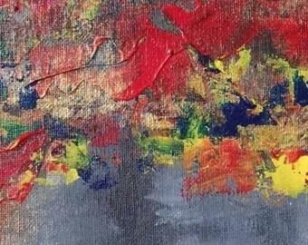 8x10 Originial painting