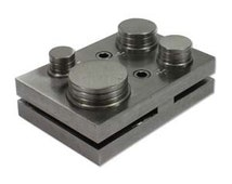 "Extra Large CIRCLE DISC CUTTER, Cuts 1' to 2"" Discs, For Up To 16 Gauge Sheet Metal, Make Your Own Circle Blanks"