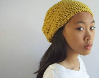 Spring Hat in Maize