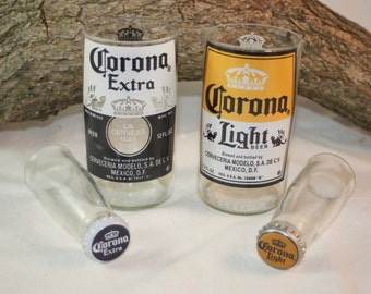 Corona beer etsy for How to make corona glasses