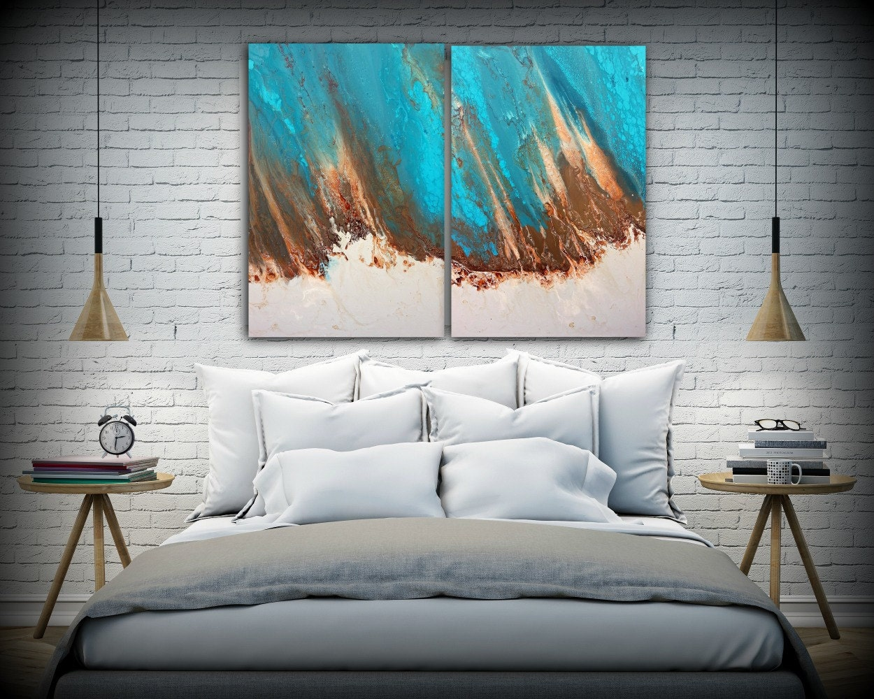 Art Painting Abstract Painting Acrylic Painting XL
