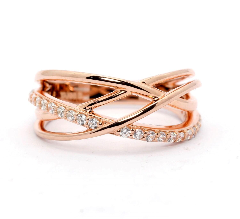 Multi Band Wedding Ring Amazing U2013 Navokal.com